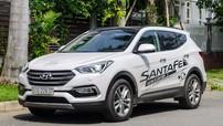 """Đánh giá xe Hyundai Santa Fe 2017: """"Át chủ bài"""" trong cuộc chiến của Hyundai"""