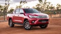 Đánh giá xe Toyota Hilux 2017: Mẫu bán tải đầy triển vọng