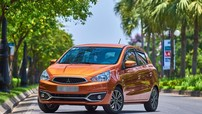 Đánh giá xe Mitsubishi Mirage 2016: Mẫu xe tiết kiệm nhiên liệu bậc nhất phân khúc