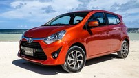 Toyota Wigo lộ giá từ 310 triệu đồng tại Việt Nam
