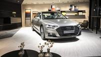 Audi A8 2018 chốt giá 2,4 tỷ đồng tại Đức