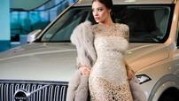 Người đẹp Ba Lan khoe dáng bên Volvo XC90