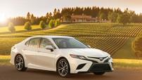 Toyota Camry 2018 vượt qua cuộc thử nghiệm của IIHS với điểm TSP+ tối đa