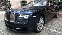 """Rolls-Royce Dawn chính thức """"cập cảng"""" Sài Gòn với giá 25 tỷ đồng"""