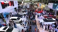 Tháng 09/2017: Doanh số ô tô giảm 20% so với năm 2016