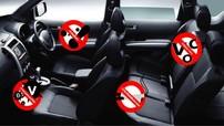 Diệt khuẩn và khử mùi ô tô bằng công nghệ C-airfog