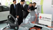 Xây dựng nhà máy pin điện đầu tiên ở châu Âu của LG