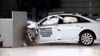 Sau cải tiến, Lexus IS xuất sắc đạt Top Safety Pick+ của IIHS