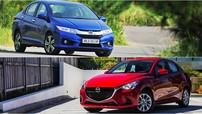 So sánh xe Honda City và Mazda 2: Cuộc so tài giữa lão làng và trai trẻ