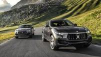 Maserati Levante S có thêm bản máy xăng với giá 1,9 tỷ đồng