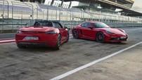 Chi tiết Porsche 718 GTS ra mắt tại Châu Âu