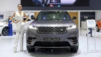 Lộ diện Range Rover Velar 2017 giá 4,9 tỷ