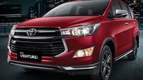 Chiêm ngưỡng Toyota Innova Venturer thế hệ mới
