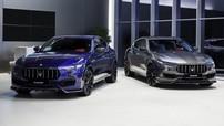 Khám phá Maserati Levante S độ Shtorm Kit cực ngầu