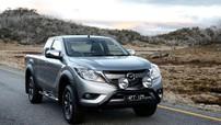 Mazda BT-50 sắp trình làng phiên bản mới mạnh mẽ và hầm hố hơn