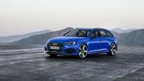 Audi RS4 Avant có giá khởi điểm  92.800 USD tại Đức