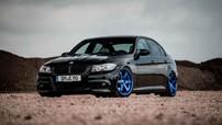 """BMW 3-Series E90 """"lột xác"""" với bộ mâm Z-Performance"""