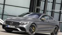 Mercedes AMG S63 Coupe sẽ bán ra vào đầu năm sau với giá 5,4 tỷ đồng