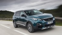 Peugeot 5008 2017: Đối thủ mới trong phân khúc SUV 7 chỗ?