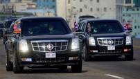 Điểm mặt những mẫu xe siêu sang của lãnh đạo các nước APEC