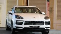 """Porsche Cayenne 2018 """"lộ diện"""" sáng nay tại Việt Nam"""