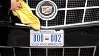Giải mã thông điệp biển số xe The Beast của Tổng thống Mỹ