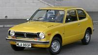 45 năm thay hình đổi dạng của Honda Civic
