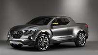 Hyundai Santa Cruz có thể được xuất xưởng tại Mỹ vào 2021