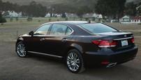 Khám phá hệ thống trợ lái tân tiến của Lexus LS mới