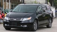 Honda Odyssey Touring Elite về Việt Nam giá 3,8 tỷ đồng