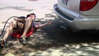 Những tác hại do không vệ sinh gầm xe mà ít người biết đến