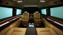 """Mercedes-Benz V-Class Elegance Edition - """"Rolls-Royce"""" của phân khúc xe van"""