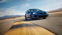 Subaru WRX STI chính thức bị khai tử