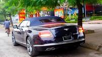 Bentley Continental GT V8 S mui trần độc nhất Việt Nam xuất hiện trên phố Hải Phòng