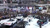 """Thị trường ô tô Việt Nam """"hụt hơi"""" chạy theo Indonesia và Thái Lan"""