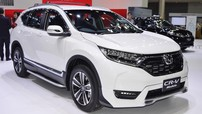 Honda CR-V 2017 thể thao hơn với gói phụ kiện chính hãng