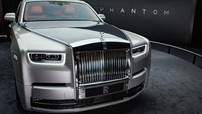 """Rolls-Royce Phantom thế hệ VIII đoạt giải """"Xe siêu sang của năm"""""""