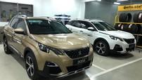 """Peugeot 3008 và 5008 2017 lộ diện """"bằng xương, bằng thịt"""" tại Việt Nam"""