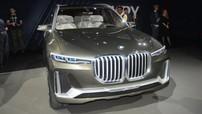 BMW X7 iPerformance bản Concept ra mắt tạiTriển lãm Los Angeles 2017