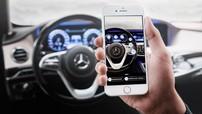 Xe Mercedes-Benz tự gửi tin nhắn cho chủ khi bị trộm