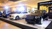 Soi cận cảnh dàn xe triệu USD Bentley trong triển lãm Be Extraordinary Tour