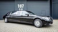 Xe siêu sang Mercedes-Maybach S600 Pullman đang rao bán 18,8 tỷ Đồng