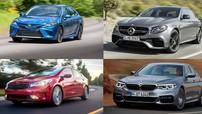 Ô tô Nhật, Hàn và Đức đời mới an toàn hơn xe Mỹ
