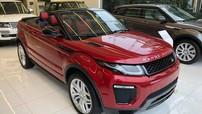 Range Rover Evoque mui trần 3,94 tỷ Đồng tại Việt Nam có gì hấp dẫn?