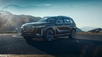 BMW sẽ ra mắt 9 mẫu SUV điện trong thời gian tới