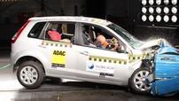 Fiat Punto - Chiếc xe đầu tiên của châu Âu bị đánh giá 0 sao về độ an toàn