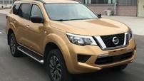 SUV 7 chỗ mới Nissan Terra lộ diện trên đường phố, chuẩn bị cạnh tranh Toyota Fortuner