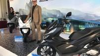 Honda Việt Nam ra mắt xe ga PCX 2018, bán ra vào 15/1/2018