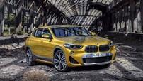 BMW X2 2018 gây bất ngờ với giá bán 39.395 USD