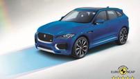 """""""Xe hơi của năm"""" Jaguar F-Pace đạt chứng nhận an toàn 5 Sao"""
